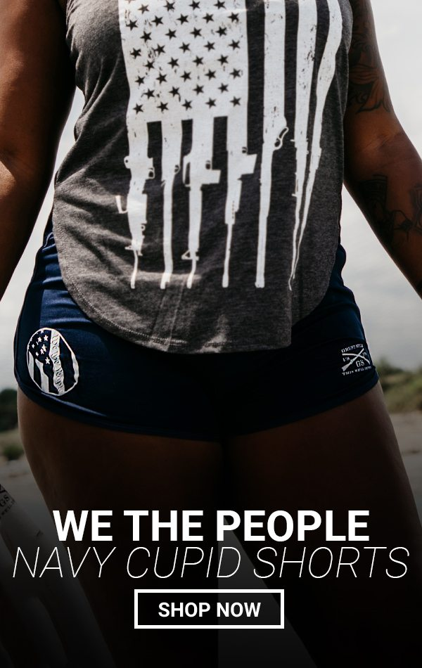 we the People Cupid Shorts