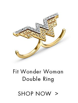 Fit Wonder Woman Double Ring