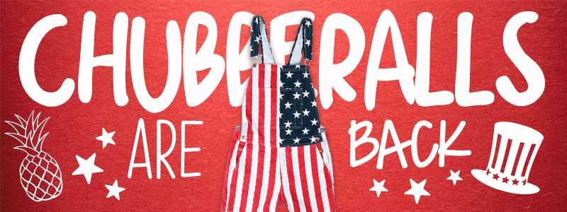 The Beautifully Done Chubbies Logo