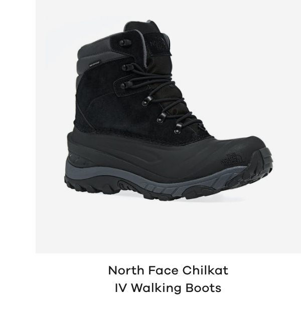 North Face Chilkat IV Walking Boots