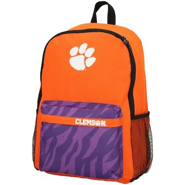 FOCO Clemson Tigers Thematic Backpack