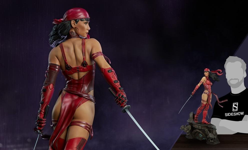 Sideshow Exclusive Elektra Premium Format Figure - Almost Sold Out!