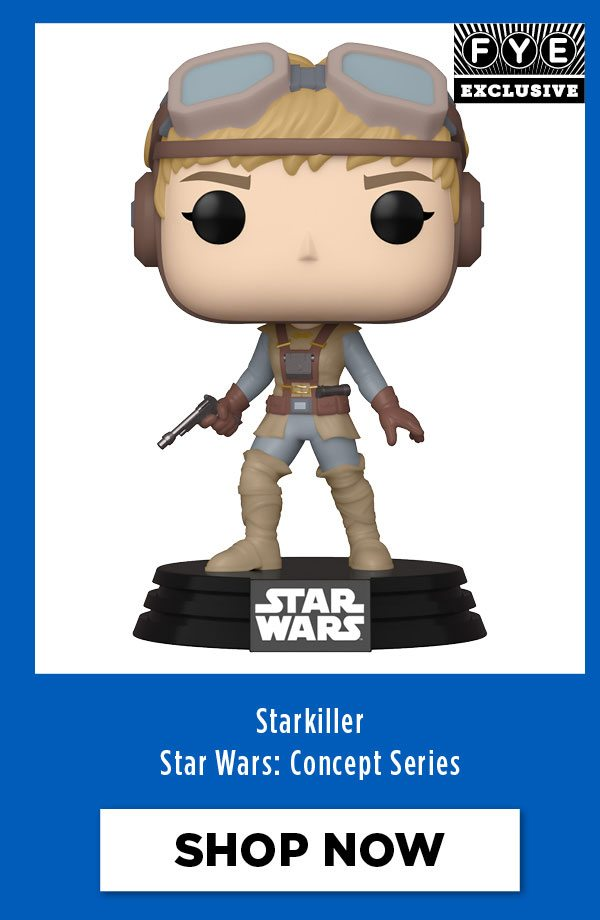 Starkiller - Star Wars: Concept Series