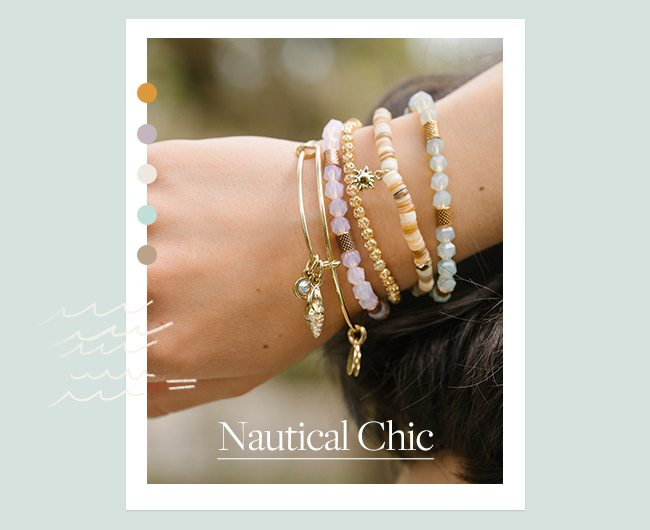 Shop Nautical Chic Styles