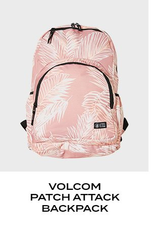 Volcom Patch Attack Backpack