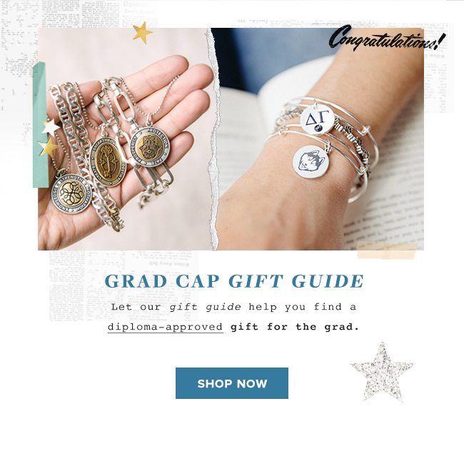 Shop the graduation gift guide.