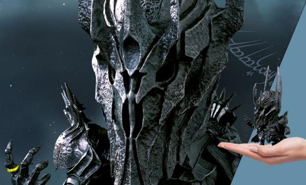 NOW AVAILABLE - ONLY 500 PIECES WORLDWIDE Sauron Statue by Star Ace Toys Ltd.