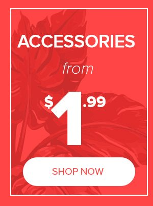 Accessories from $1.99