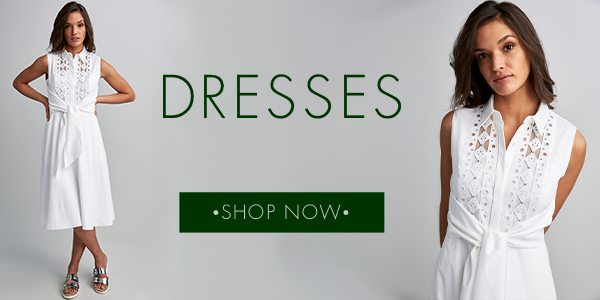 The dresses that will rejuvenate your spring wardrobe!
