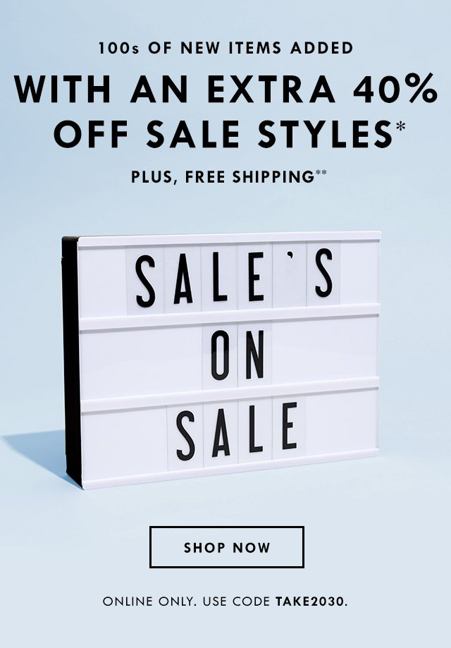 9fb74d2db7cb7 Today only: Our sale's on sale - J.Crew FACTORY Email Archive