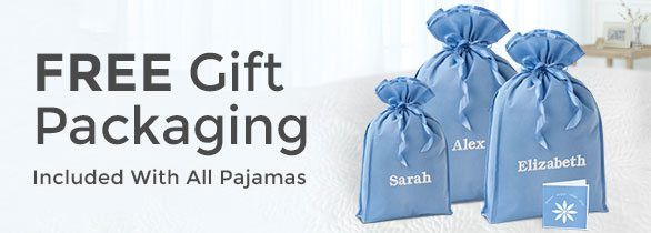 Free Gift Packaging Banner
