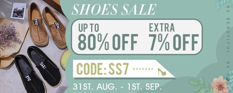 d4f9e4656bb BEST deals on shoes! Code: SS7 - Floryday Email Archive