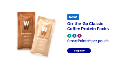 On-the-Go Classic Coffee Protein Packs