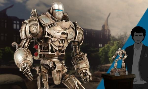 $20 OFF NOW Liberty Prime Statue by Chronicle Collectibles