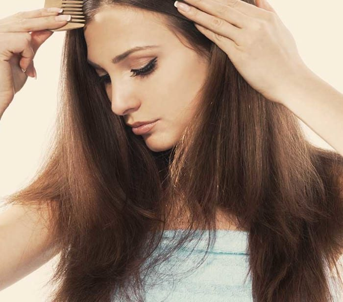 How to Make Thick Hair Look Thinner