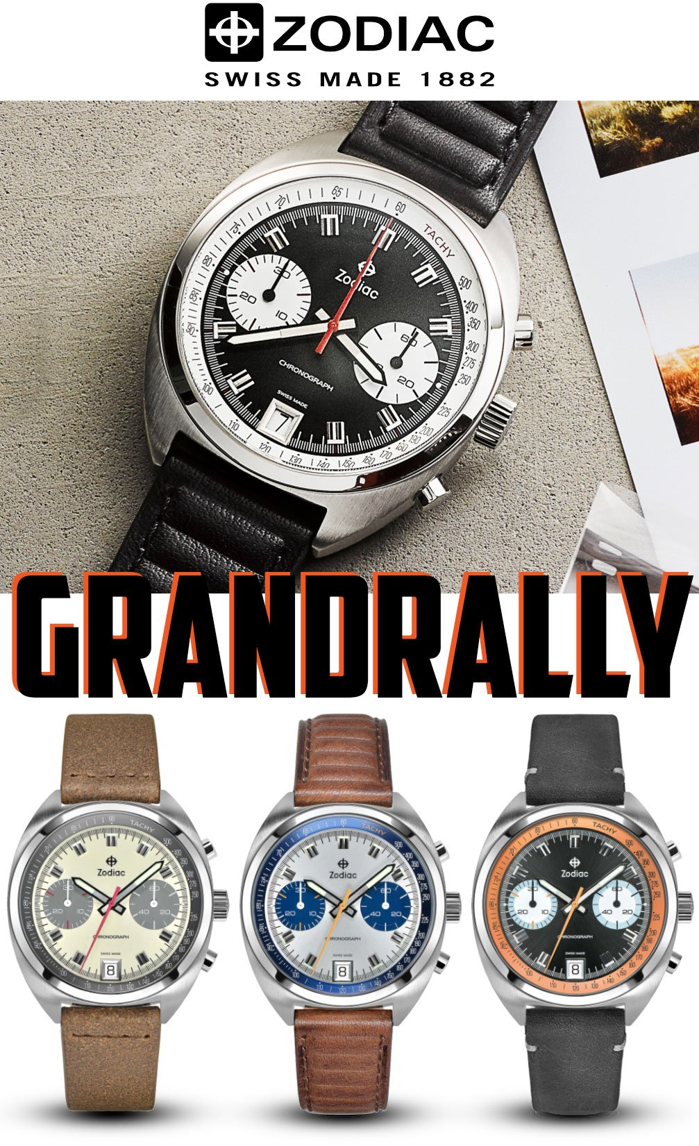 3e4f2a67b The new Zodiac is 41mm of retro awesomeness - WATCHES.COM Email Archive