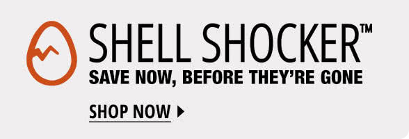 Shell Shocker - Save Now, Before They're Gone