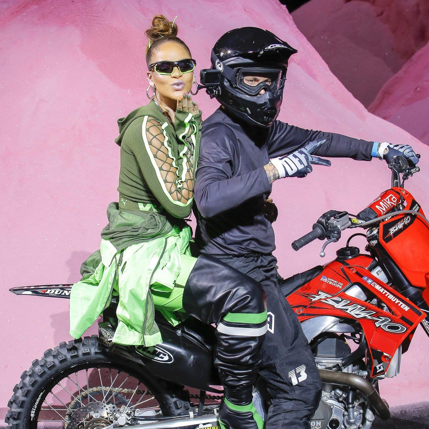 fa8ce4b8997b There Will Be No Fenty x Puma by Rihanna Show This Season The news of Fenty  x Puma by Rihanna s seasonal skip is just the latest in a string of  high-profile ...