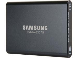 SAMSUNG T5 Portable SSD 2TB - Up to 540 MB/s - USB 3.1 External Solid State Drive