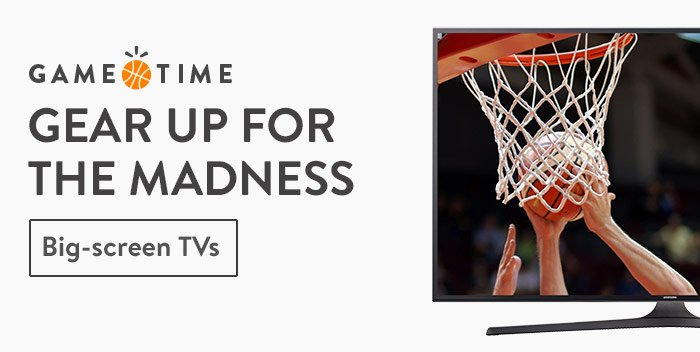 You ready for the hoops hoopla? - Walmart Email Archive