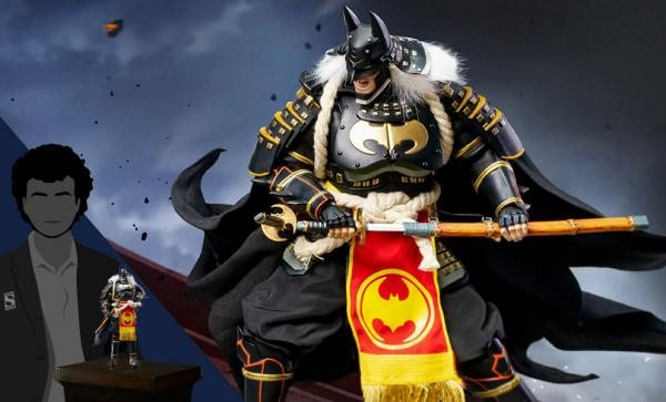 Ninja Batman 2.0 Sixth Scale Figure by Star Ace Toys