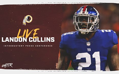 97b2230d Redskins Open Free Agency Adding Collins & Keenum To Team ...