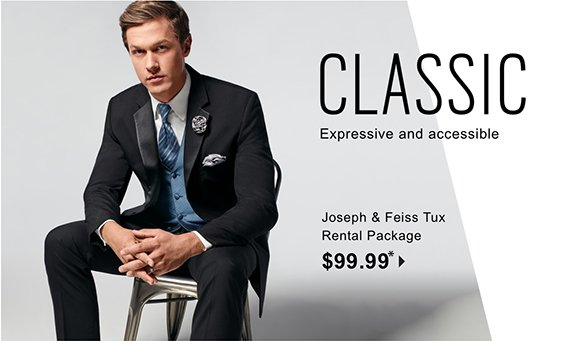 707cda047d Head-to-toe tux rental packages for just  99.99! - Men s Wearhouse ...