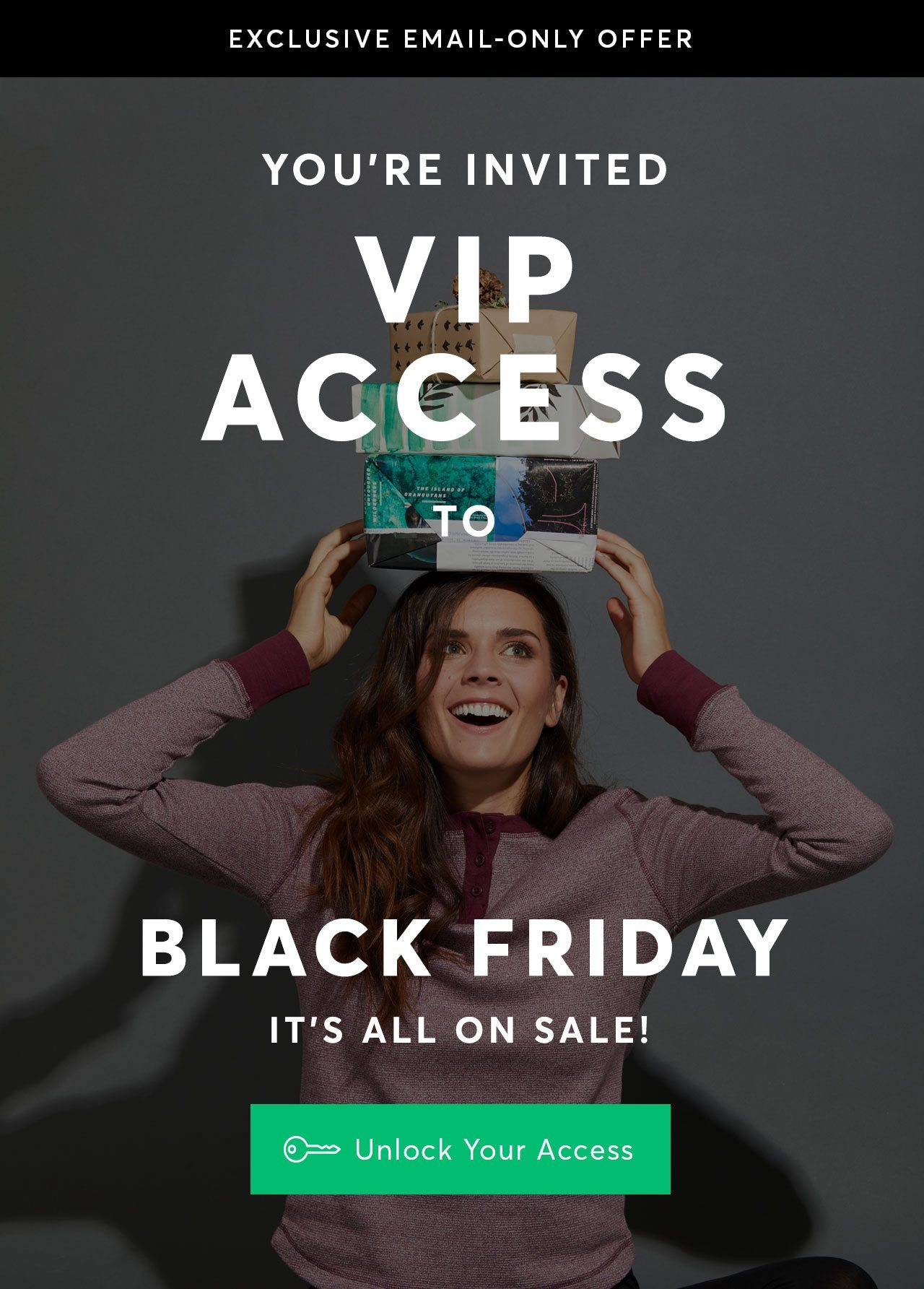 VIP Black Friday Access