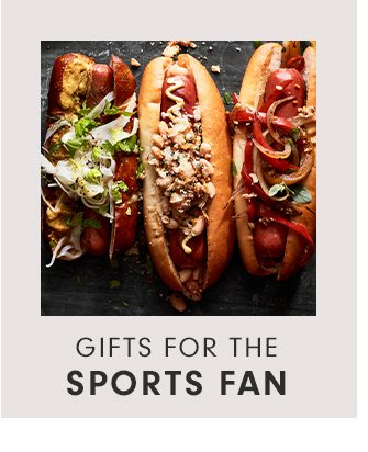 GIFTS FOR THE SPORTS FAN