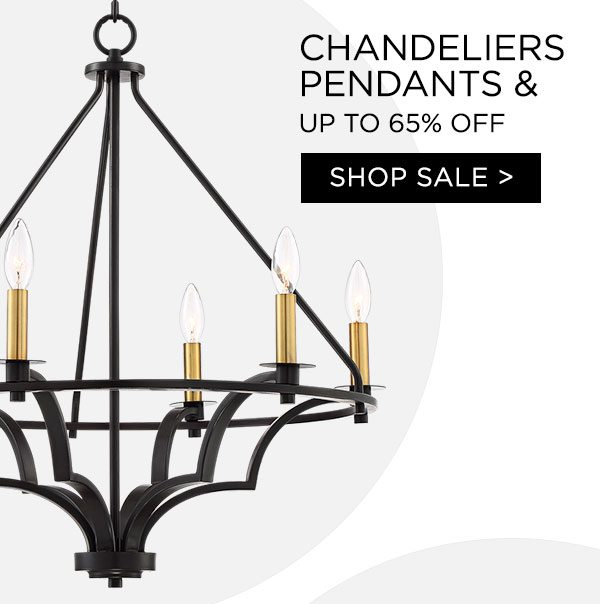 Chandeliers & Pendants - Up To 65% Off - Shop Sale >