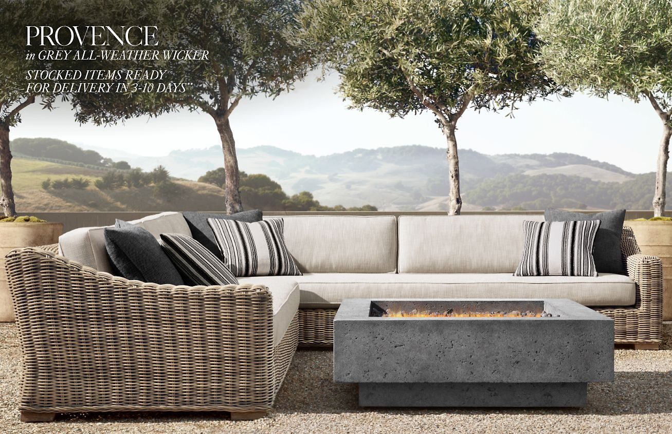 Tremendous The Provence Outdoor Collection Now In Stone All Weather Download Free Architecture Designs Scobabritishbridgeorg