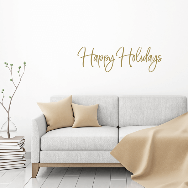 Holiday Labels & Decals
