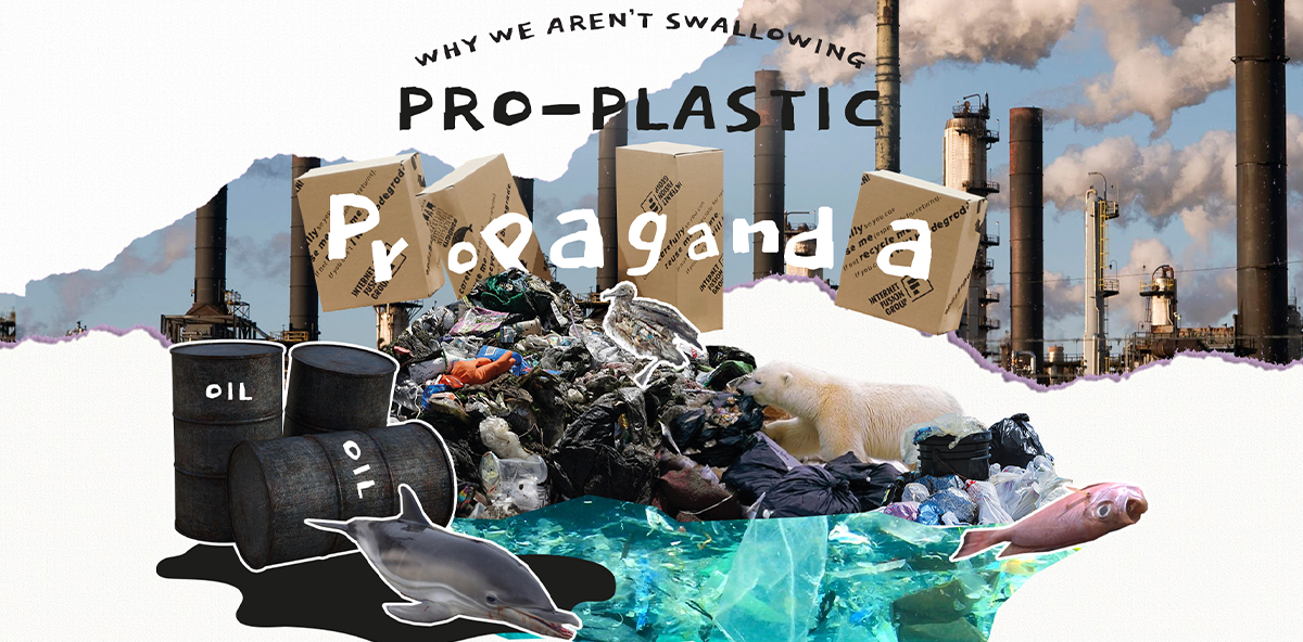 OUR PLASTIC STATEMENT | Find ot more