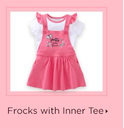 Frocks with Inner Tee