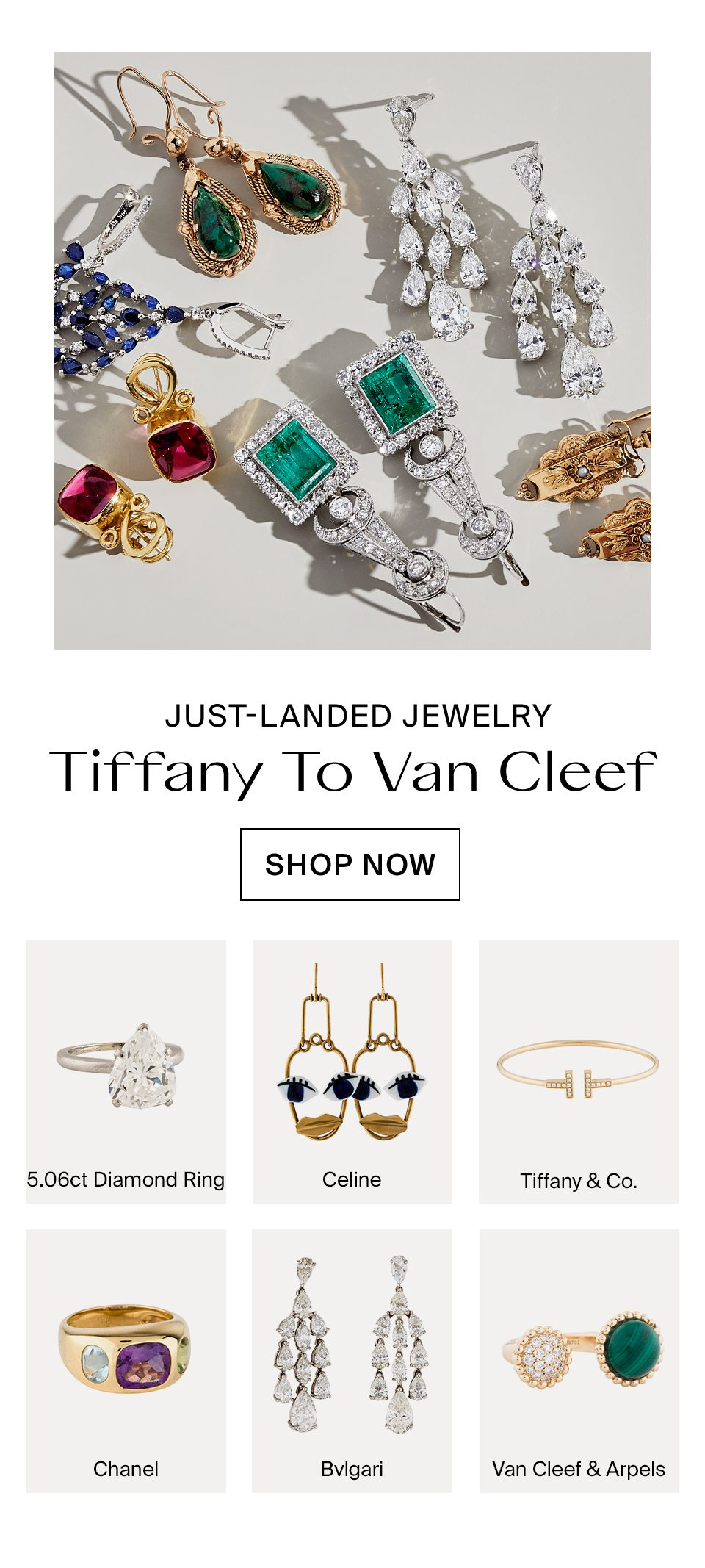 Tiffany To Van Cleef