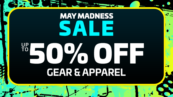 MAY MADNESS SALE - Shop All Sale Banner