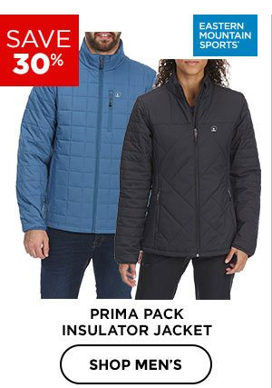 d6fd2c55e 30-50% OFF EMS Insulated Jackets - Eastern Mountain Sports Email Archive