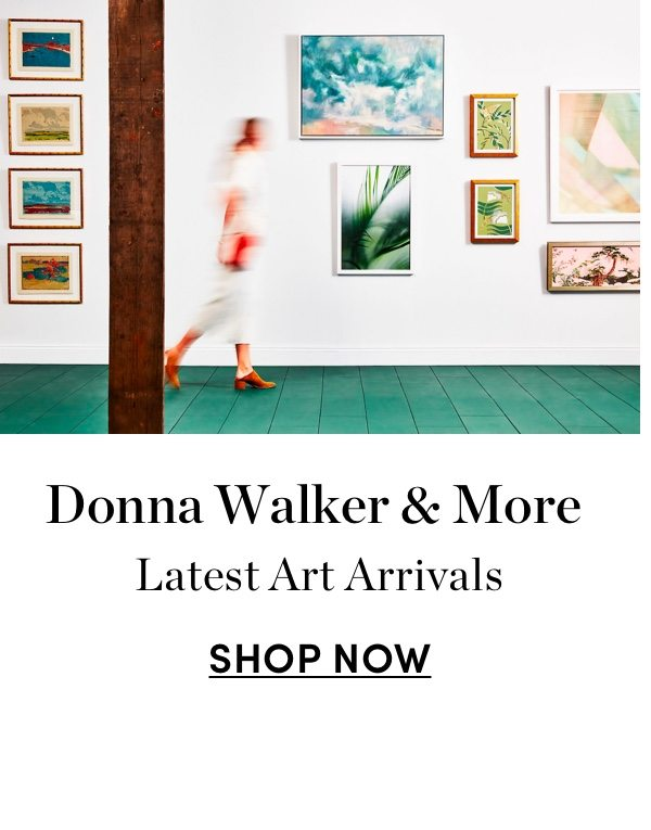 Latest Art Arrivals