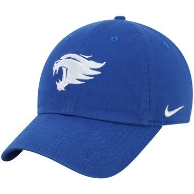 Kentucky Wildcats Nike Heritage 86 Alternate Logo Performance Adjustable Hat - Royal