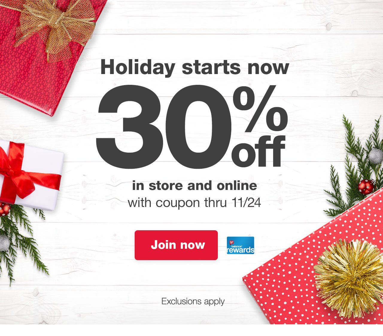 Save your pennies? Splurge on this - Walgreens Email Archive