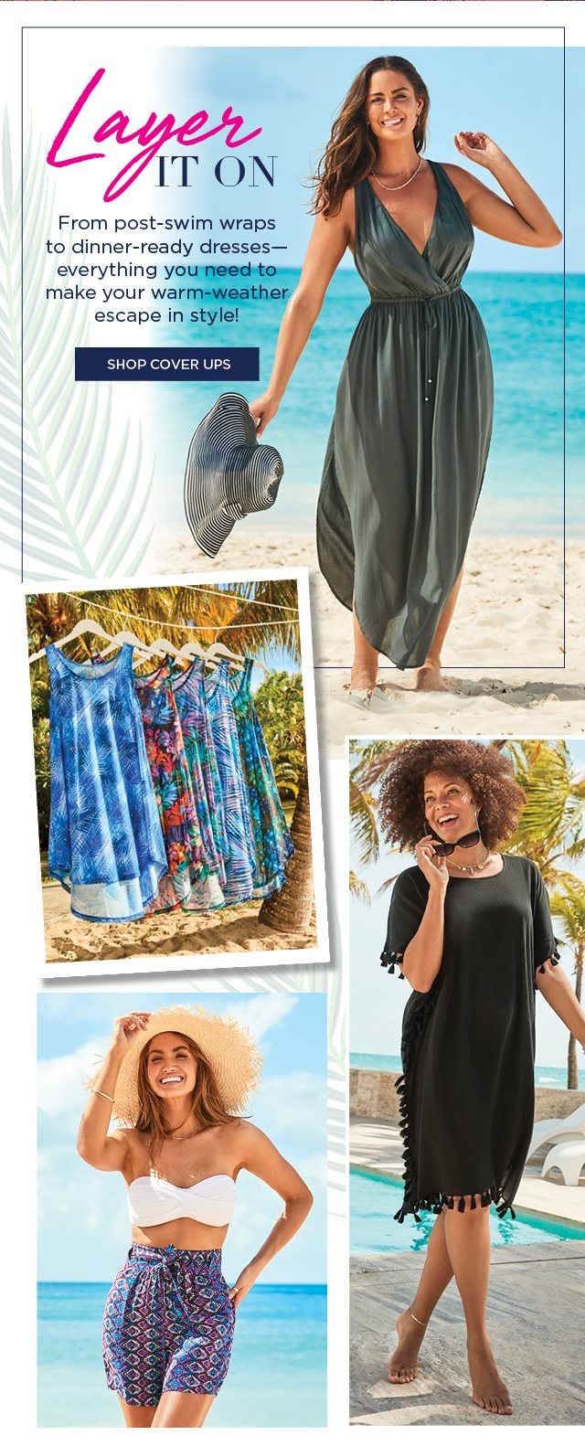 Layer It On | Shop Cover Ups