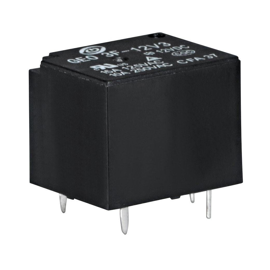 15A 12VDC/125VAC Relay Switch