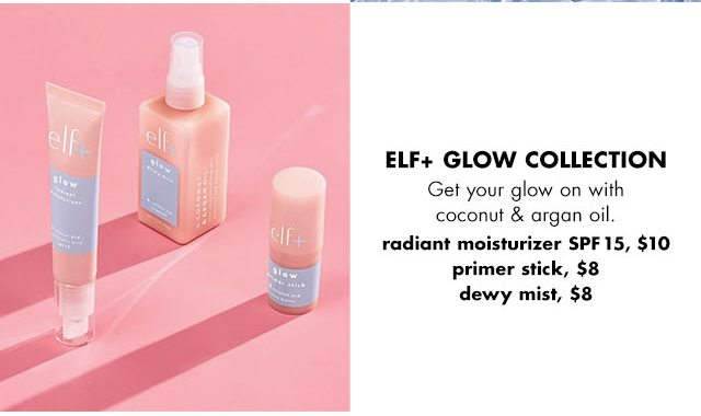 elf + glow collection