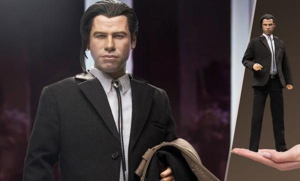 Vincent Vega (Pony Tail Version) Deluxe 2.0 Sixth Scale Figure by Star Ace Toys Ltd.
