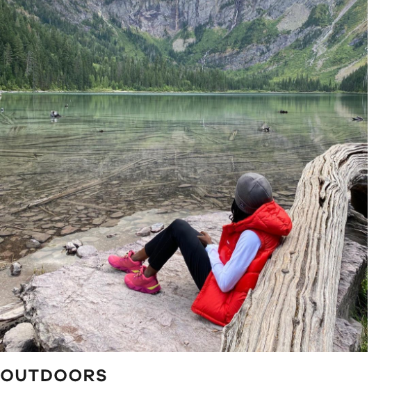 Outdoors | Shop now