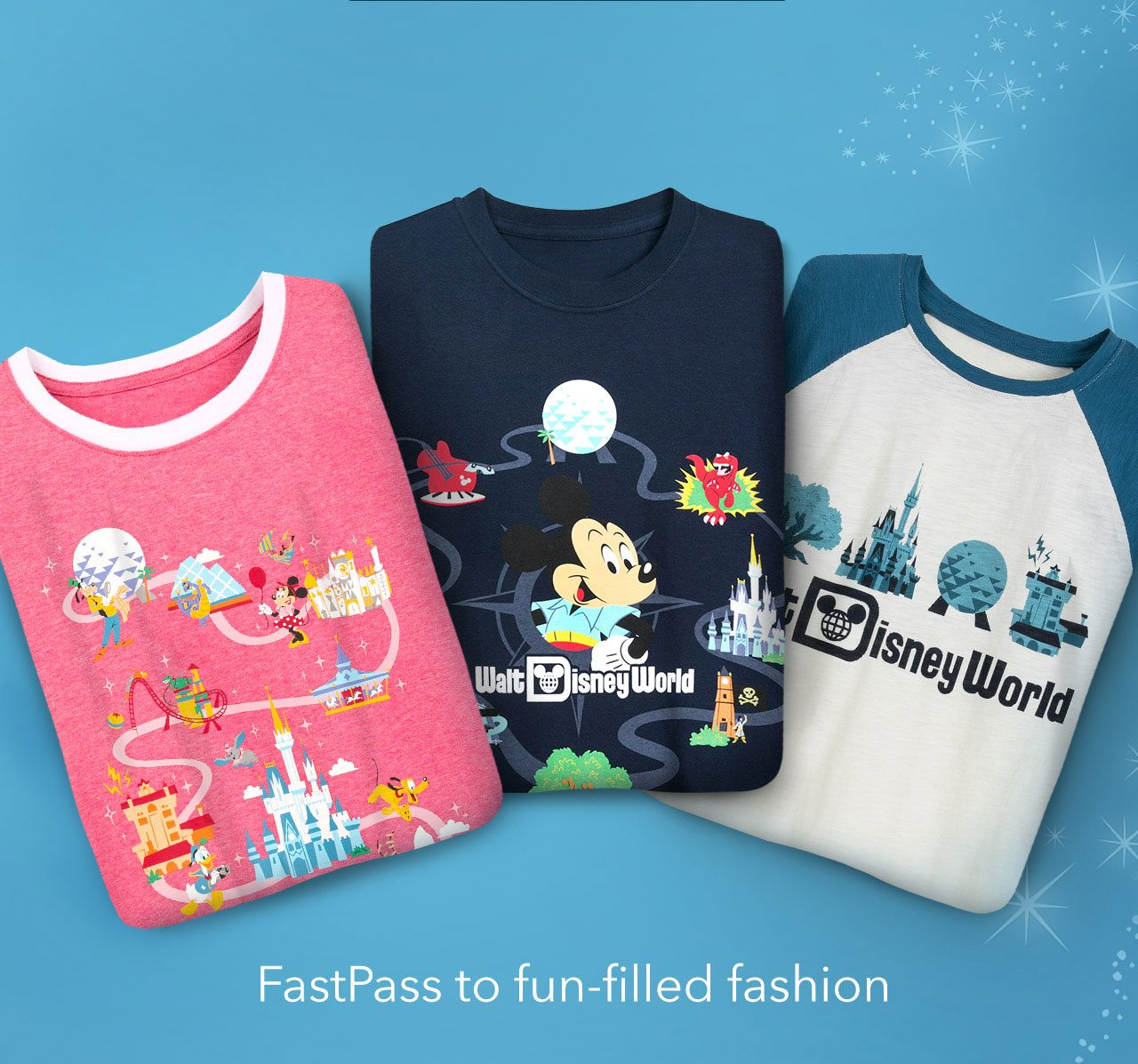 FastPass to fun-filled fashion
