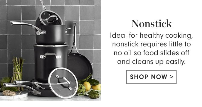 Nonstick - SHOP NOW