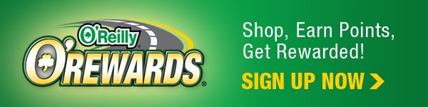 O'Rewards: Earn Points every way you shop! Sign Up Now