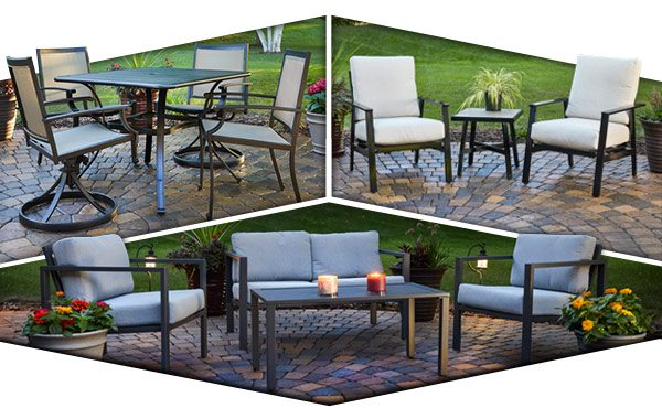 SPRING PATIO MUST-HAVES