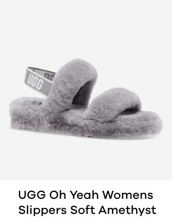 UGG Oh Yeah Womens Sandals